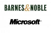 Microsoft и Barnes & Noble зарегистрировали совместное предприятие
