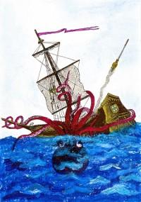 Вышла в свет удивительная книга Анны Рини «Тайна старого маяка»