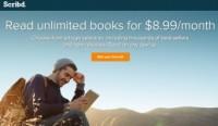 Scribd перехватывает инициативу по подписке на электронные книги