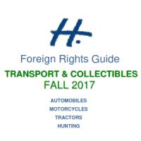 Иностранные права: каталог Heel Verlag (осень 2017). Коллекционирование (транспорт, охота).