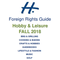 Иностранные права: кулинария, хобби, досуг (Heel Verlag, осень 2018)