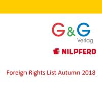Каталог иностранных прав (осень 2018) на детскую литературу издательств G&G / NILPFERD (Ueberreuter)