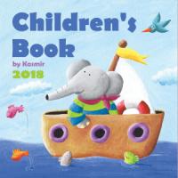 Детская литература (Франкфурт 2018). Каталог иностранных прав хорватского издательства «Кашмир промет»