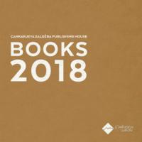 Иностранные права: современная словенская поэзия и проза (Cankarjeva Zalozba, осень 2018)