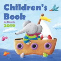 Детская литература. Каталог иностранных прав 2019 хорватского издательства «Kašmir»
