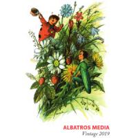 Детская литература 2019 (Vintage books) каталог чешского издательства «Альбатрос Медиа»