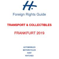 Иностранные права: издательство «HEEl Verlag» (Франкфурт 2019) - транспорт, коллекционирование
