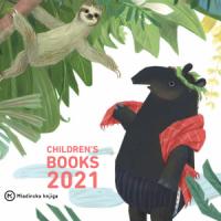 Иностранные права: детская литература (словенское издательство «Mladinska Knjiga», осень 2021)