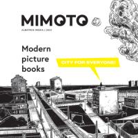 Детская современная иллюстрированная литература   каталог чешского издательства «MIMOTO»   Франкфурт 2021
