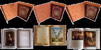 ТОП-10 подарочных наборов книг в кожаном переплете