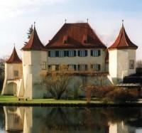 Блутенбург: «Книжный замок» для белых ворон
