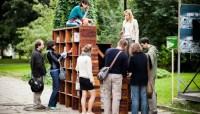 В Москве открылись свыше 100 летних читален