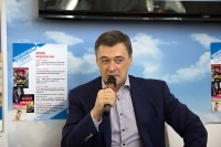 Президент Авторадио Юрий Костин презентовал роман «Радио»