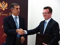 Школы Черногории оснастят оборудованием ОЛМА Медиа Групп