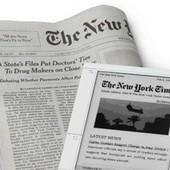 The New York Times начнет публиковать рейтинги продаж е-книг