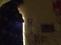 Весло Введенского  шагающий Шагал  и Эдгар По (на воздушном шаре)