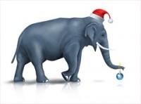 "Новогодний ""Слон"""