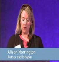 Подкаст семинара «Читатели сегодня и завтра»: Элисон Норрингтон, писатель и блоггер
