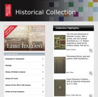 Британская библиотека распространяет книги 19 века через iPad