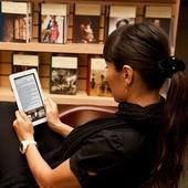 Barnes & Noble делает ставку на е-книги