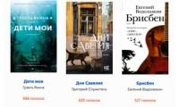 «Большая книга» объявила итоги народного голосования