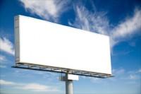 Правила разработки рекламного щита