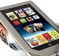 Barnes & Noble выводит на рынок «планшетник» Nook Tablet