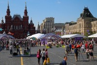 Книжный союз предлагает провести в 2016 году в Москве 10 книжных ярмарок