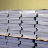 Тиражи изданных на Украине книг за год снизились на 21,2%