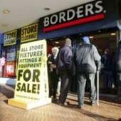 Сеть Borders согласилась ликвидировать четыре сотни книжных магазинов