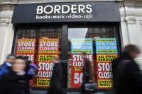 Книги всё: ликвидация Borders Group