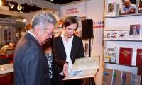 Россия впервые была представлена на ярмарке Buch Wien