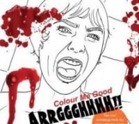 Раскраска с кадрами из «ужастиков» попала в категорию детских книг в Tesco