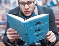Книжки в стиле «ню»