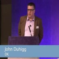 Подкаст семинара «Творческий подход к технологиям»: Джон Дахигг, издательство DK