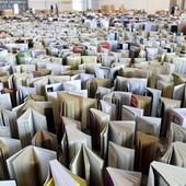 Чешские «книжники» забаррикадировались от повышения НДС