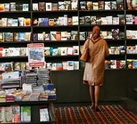 Завершен 3-й конкурс «Лучший книжный магазин Петербурга»