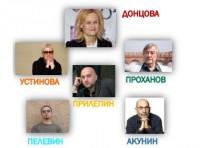 Донцова остается самым популярным писателем в России по данным ВЦИОМ