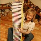 Донцова осталась самым издаваемым в России автором по итогам 2010 года