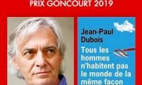 Жан-Поль Дюбуа стал обладателем Гонкуровской премии