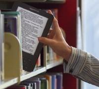 Услуга аренды е-книг в библиотеках США пока не слишком популярна