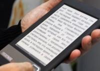 РИА Новости: Электронная книга может занять четверть книжного рынка
