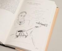 Sotheby's выручил 439,2 тысячи фунтов за бестселлеры с комментариями авторов