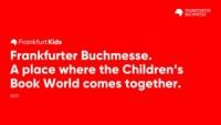 Детские издательства смогут представить свои книги на Frankfurt Kids – новой площадке ФКЯ