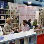 BookExpo America познакомилась с книгами из России