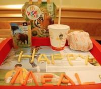 McDonald's раздаст в Великобритании 9 миллионов детских книг