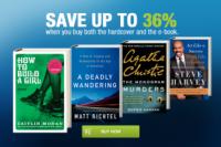 HarperCollins предлагает авторам более высокие роялти