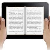 В ассортименте книг для iPad преобладает «художка»
