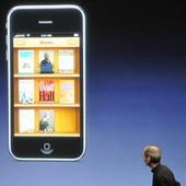 Стив Джобс приписал iBooks 22% рынка электронных книг