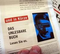 Британский издатель не поладил с баварскими чиновниками из-за «Майн Кампф»